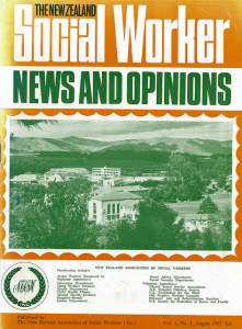 NZSW News and Opinions, 1965.